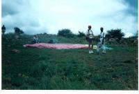 First PG flight Petoria SA 1995